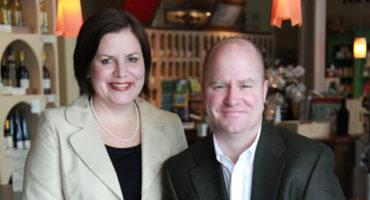 Andrea and Bryan McGinness headshot