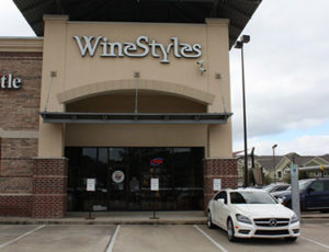 Cypress Texas WineStyles Storefront