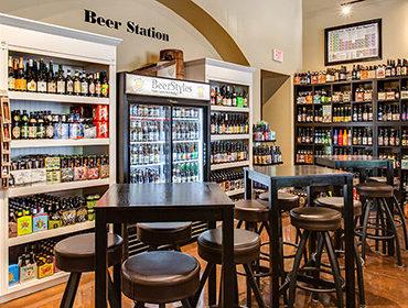 beer station image