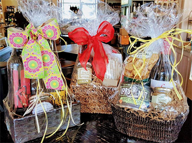 gift baskets image