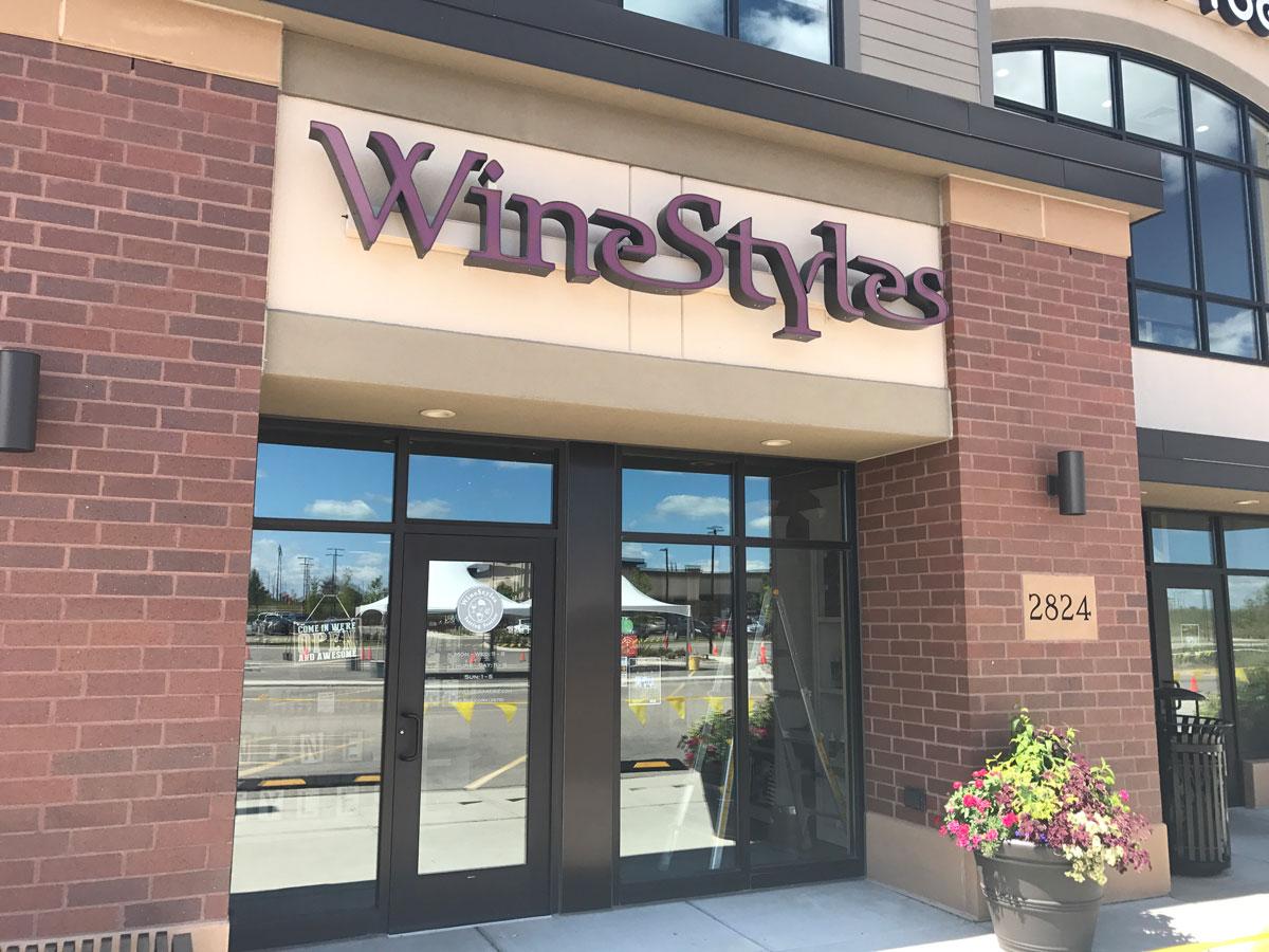 WineStyles Sun Prairie Wisconsin