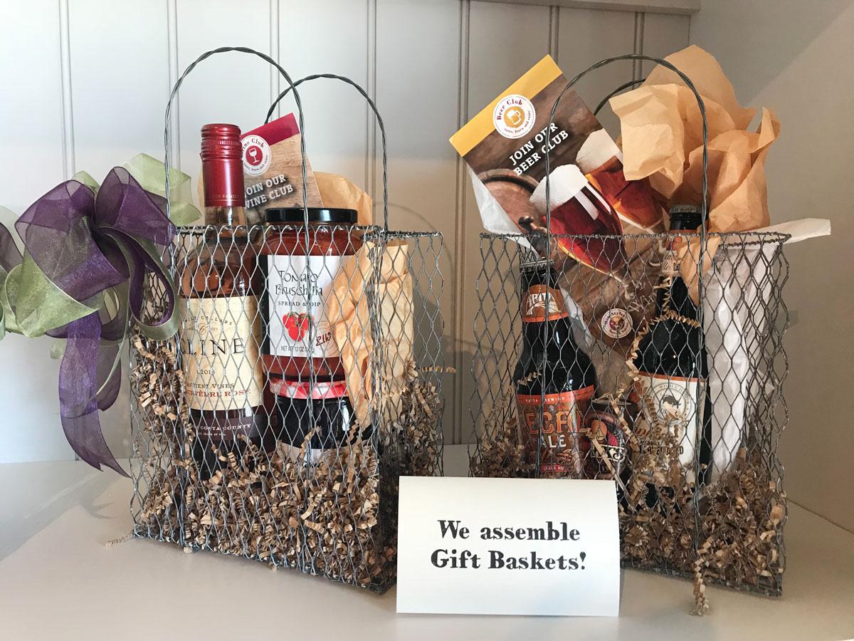 WineStyles Sun Prairie gift baskets