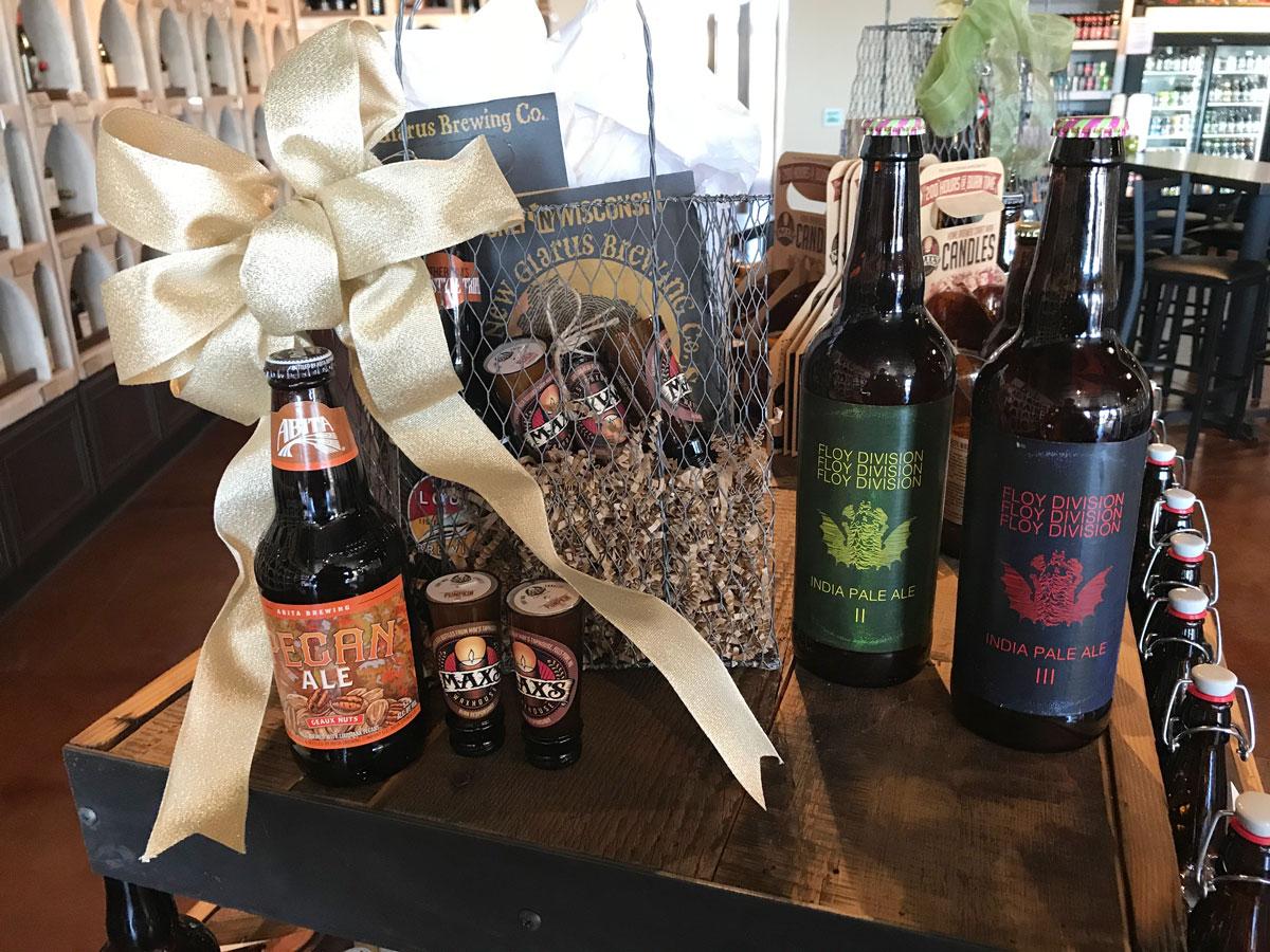 WineStyles Sun Prairie Craft Beer Baskets