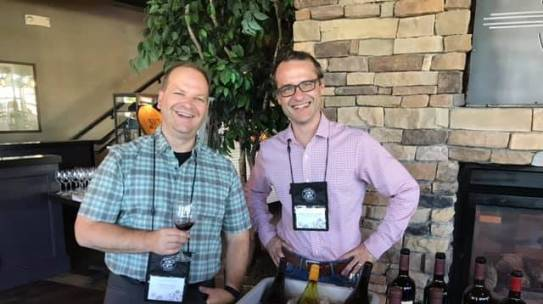 Why I opened a Wine Franchise